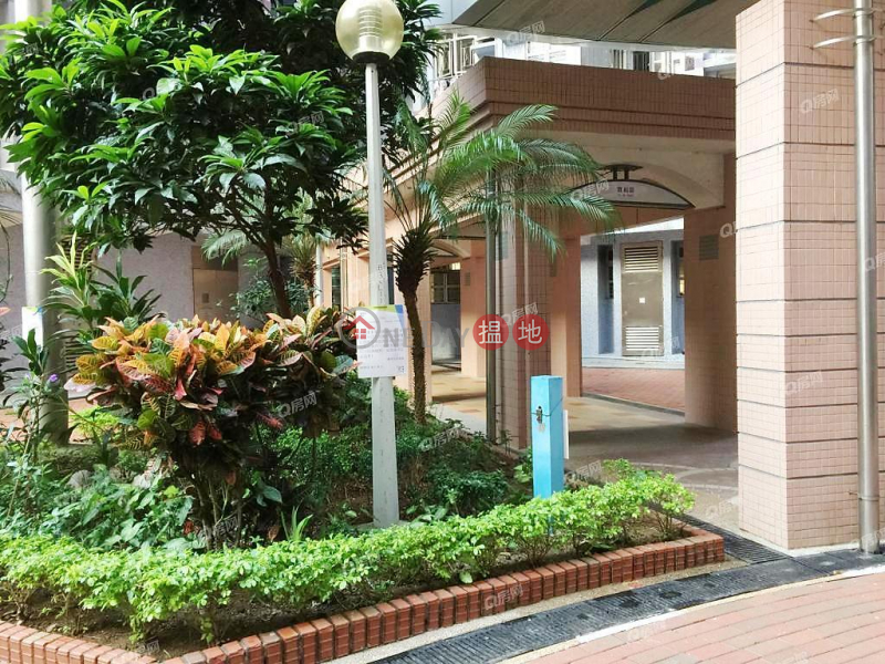 Property Search Hong Kong | OneDay | Residential Rental Listings, Po Pak House (Block B) Po Ming Court | Mid Floor Flat for Rent