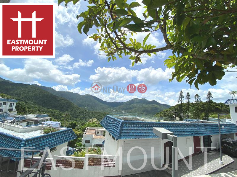 Clearwater Bay Villa House | Property For Sale in Green Villa, Ta Ku Ling 打鼓嶺翠巒小築- Semi-detached villa, Green view | Property ID:2688 | The Green Villa 翠巒小築 Sales Listings