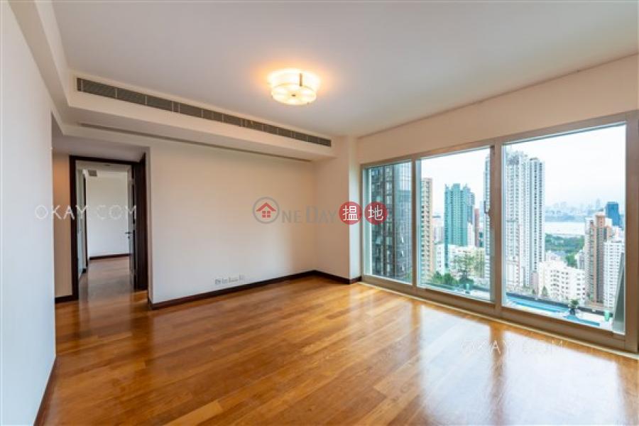 香港搵樓|租樓|二手盤|買樓| 搵地 | 住宅|出租樓盤-4房2廁,海景,星級會所,可養寵物《名門 3-5座出租單位》