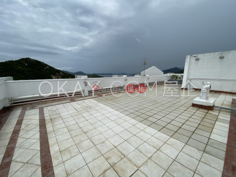 Property Search Hong Kong | OneDay | Residential, Rental Listings | Gorgeous penthouse with sea views, rooftop & balcony | Rental