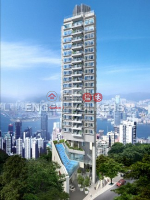 Modern Fully Furnished Apartment in The Icon|干德道38號The ICON(The Icon)出租樓盤 (MIDLE-EVHK39134)_0