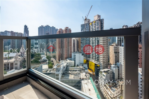 Generous 1 bedroom in Sai Ying Pun | Rental|Resiglow Pokfulam(Resiglow Pokfulam)Rental Listings (OKAY-R378706)_0