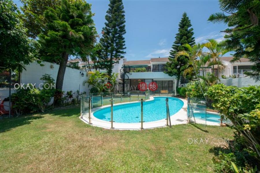HK$ 135,000/ month, Phase 1 Headland Village, 103 Headland Drive Lantau Island | Stylish house with sea views & balcony | Rental