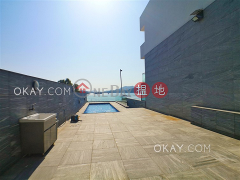 Rare house with rooftop, balcony | For Sale|Tsam Chuk Wan Village House(Tsam Chuk Wan Village House)Sales Listings (OKAY-S385020)_0