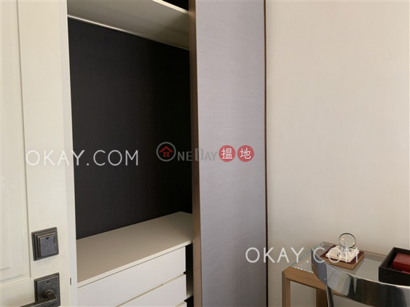 HK$ 36,000/ month   Castle One By V, Western District   Tasteful 1 bedroom with balcony   Rental