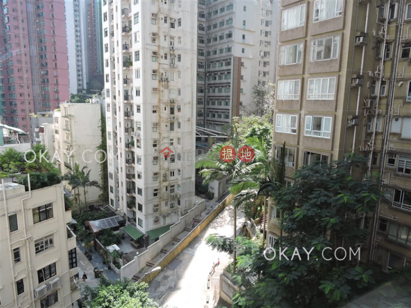 Luxurious 2 bedroom in Mid-levels West | Rental | Caine Mansion 堅都大廈 Rental Listings