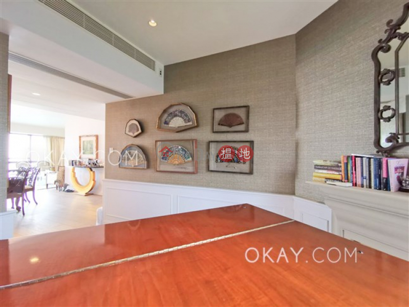 HK$ 76,000/ month | Pacific View Southern District, Stylish 2 bed on high floor with sea views & balcony | Rental
