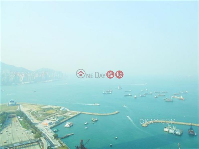 HK$ 70,000/ 月擎天半島2期1座 油尖旺 4房2廁,極高層,星級會所,露台《擎天半島2期1座出租單位》