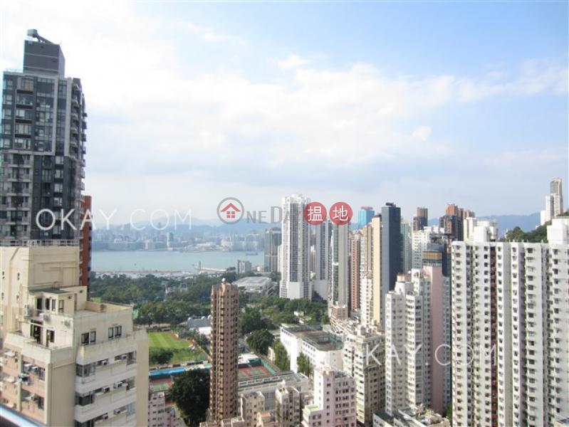 HK$ 57,000/ 月-竹麗苑|灣仔區3房2廁,極高層,連車位,露台《竹麗苑出租單位》