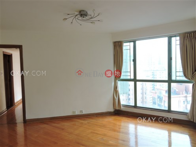 Luxurious 3 bedroom on high floor with harbour views | For Sale | Goldwin Heights 高雲臺 Sales Listings