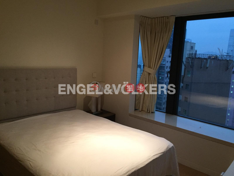 1 Bed Flat for Rent in Mid Levels West, Gramercy 瑧環 Rental Listings | Western District (EVHK30834)