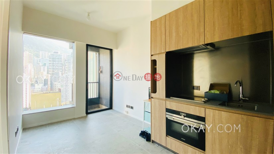 Property Search Hong Kong | OneDay | Residential, Rental Listings Generous 1 bedroom on high floor with balcony | Rental