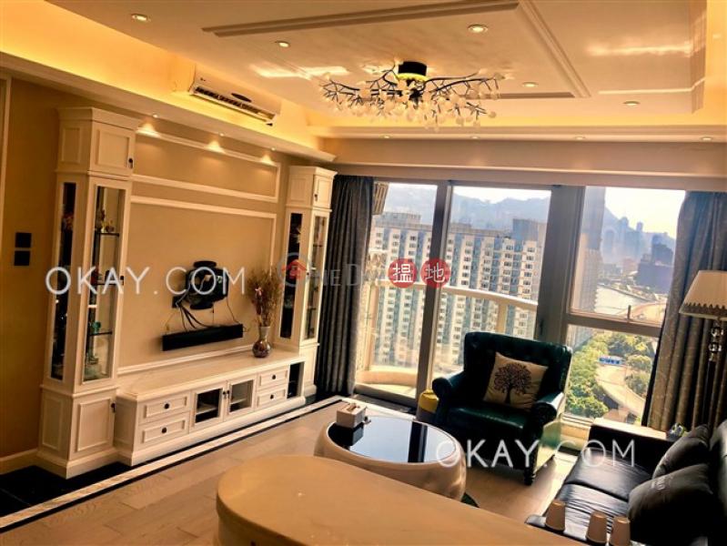 Elegant 3 bedroom with balcony | Rental, Stars By The Harbour Tower 2 維港‧星岸2座 Rental Listings | Kowloon City (OKAY-R382577)