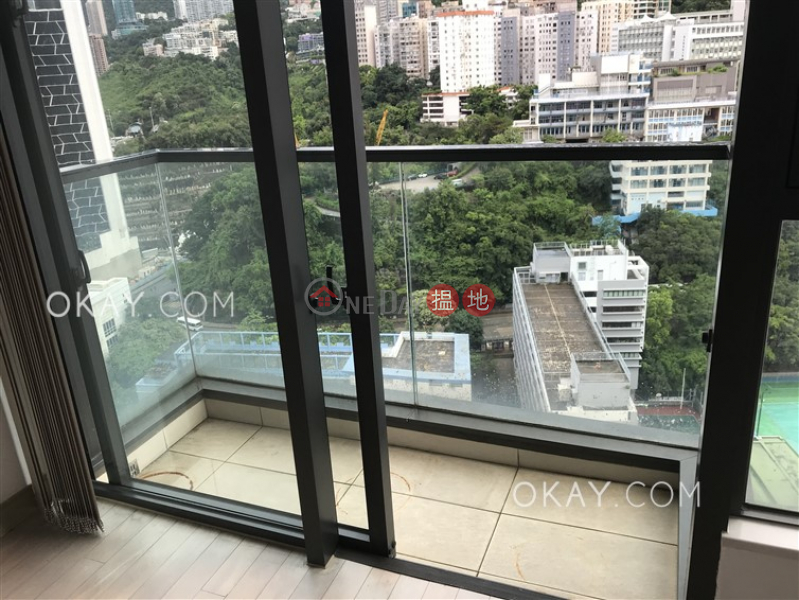 Unique 3 bedroom with balcony   Rental, The Oakhill 萃峯 Rental Listings   Wan Chai District (OKAY-R89513)