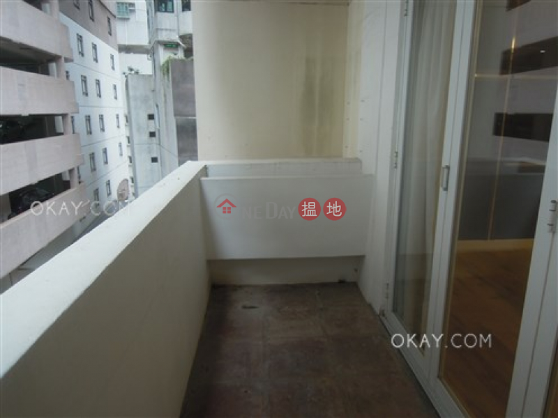 Lovely 4 bedroom with balcony & parking | For Sale | Ivory Court 華麗閣 Sales Listings