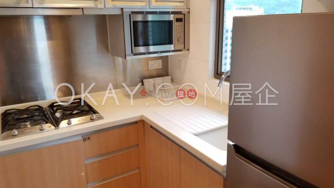 HK$ 28,000/ month The Zenith Phase 1, Block 3   Wan Chai District   Intimate 2 bedroom on high floor with balcony   Rental