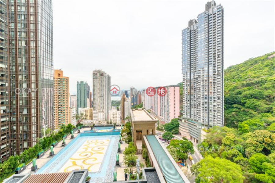 Beautiful 4 bedroom with sea views, balcony | For Sale | The Legend Block 3-5 名門 3-5座 Sales Listings