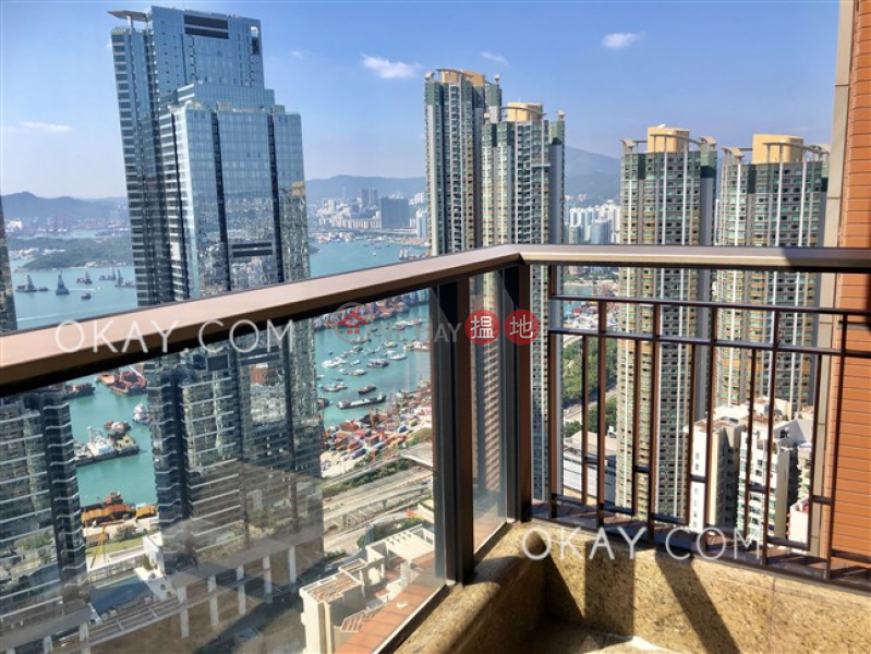 Property Search Hong Kong | OneDay | Residential, Rental Listings Stylish 4 bedroom on high floor with balcony & parking | Rental