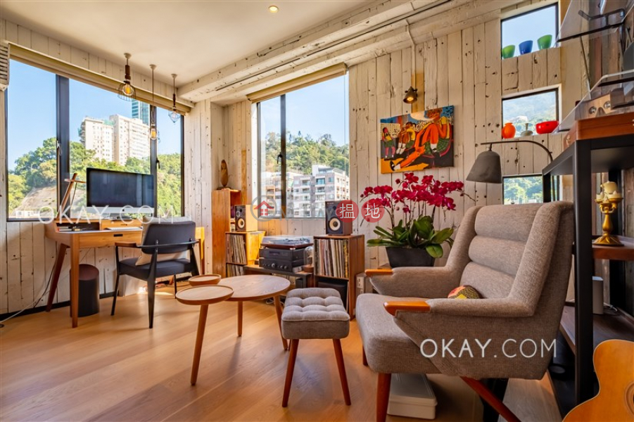 Luxurious 1 bed on high floor with balcony & parking | Rental | Holly Court 冬青閣 Rental Listings