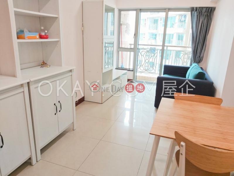 2房1廁,極高層,星級會所,露台泓都出租單位38新海旁街   西區 香港 出租HK$ 26,000/ 月