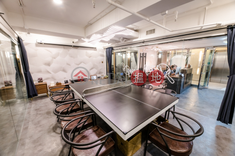 Causeway Bay CO WORK& MAU I Ping Pong Meeting Room $320/ hour !|Eton Tower(Eton Tower)Rental Listings (COWOR-1978009940)_0