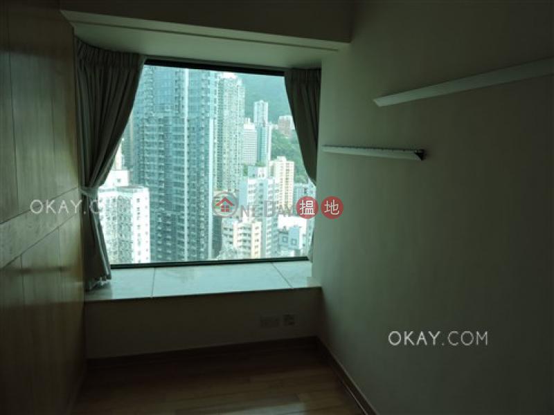 2房1廁,極高層高逸華軒出售單位28新海旁街   西區 香港-出售-HK$ 930萬