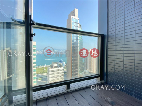 Nicely kept 2 bedroom with balcony | Rental|SOHO 189(SOHO 189)Rental Listings (OKAY-R100197)_0
