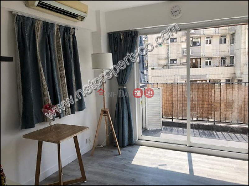 HK$ 17,000/ month Wing Tak Building Block A, Wan Chai District New decorated apartment for lease in Wan Chai