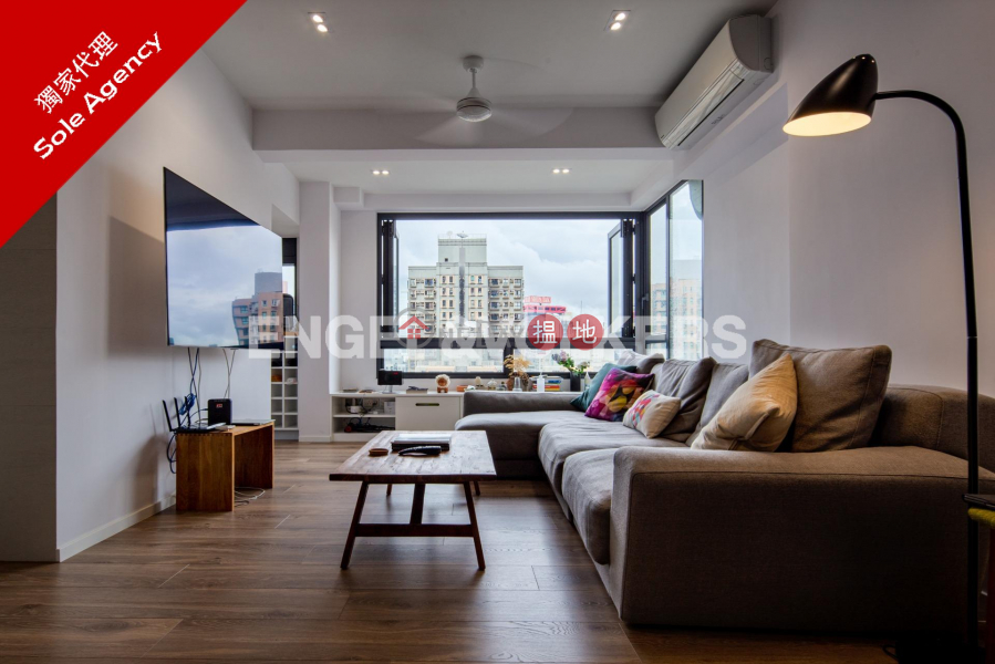 3 Bedroom Family Flat for Sale in Soho, Winner Court 榮華閣 Sales Listings | Central District (EVHK88580)