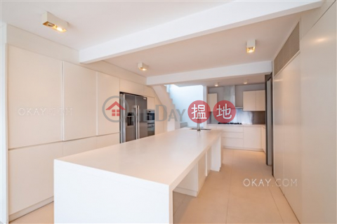 Charming house with sea views, rooftop & terrace | For Sale|Tai Hang Hau Village(Tai Hang Hau Village)Sales Listings (OKAY-S287145)_0