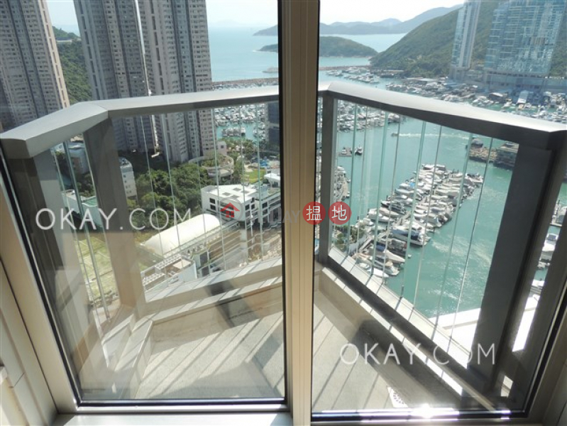 Property Search Hong Kong | OneDay | Residential | Rental Listings Luxurious 4 bed on high floor with sea views & balcony | Rental