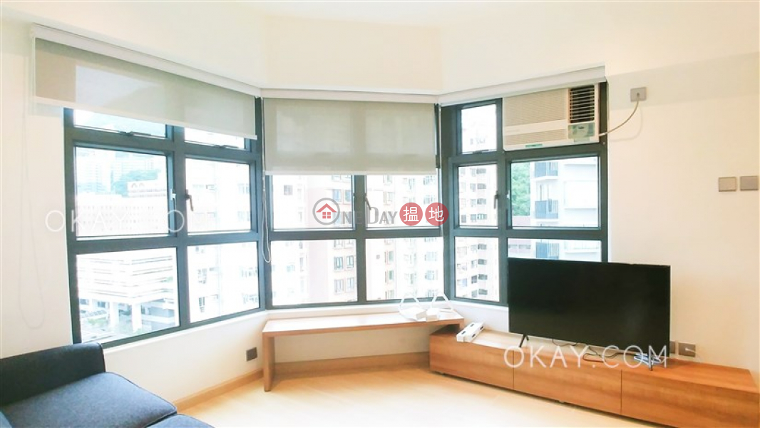 Property Search Hong Kong | OneDay | Residential, Rental Listings | Unique 2 bedroom on high floor with sea views | Rental