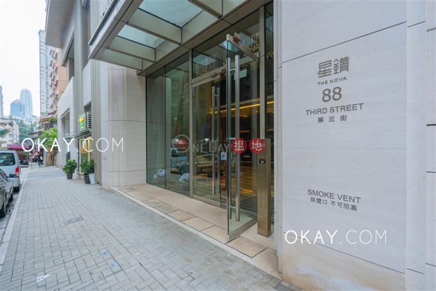 Lovely 2 bedroom with balcony | Rental, The Nova 星鑽 Rental Listings | Western District (OKAY-R293077)