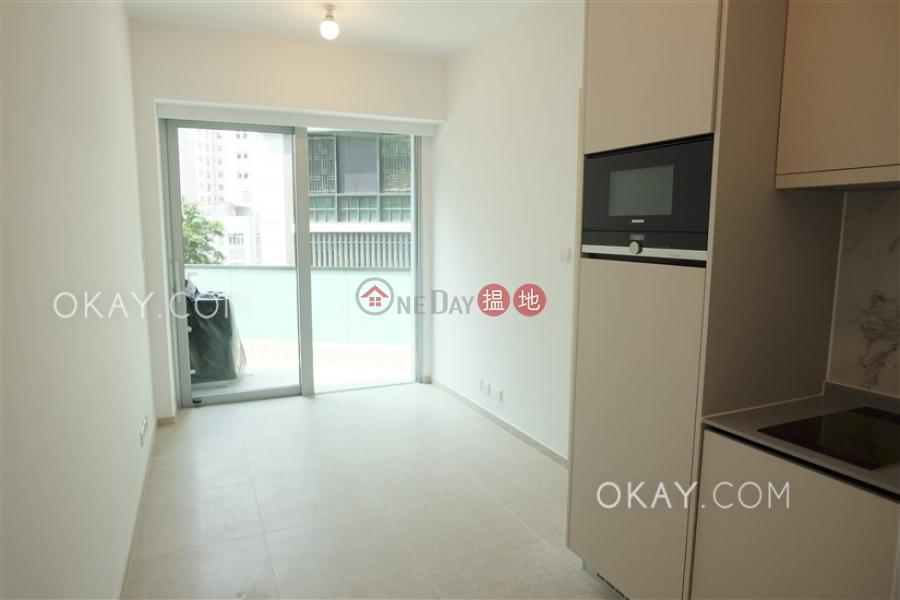 Charming 1 bedroom with terrace & balcony | Rental | Resiglow Pokfulam RESIGLOW薄扶林 Rental Listings