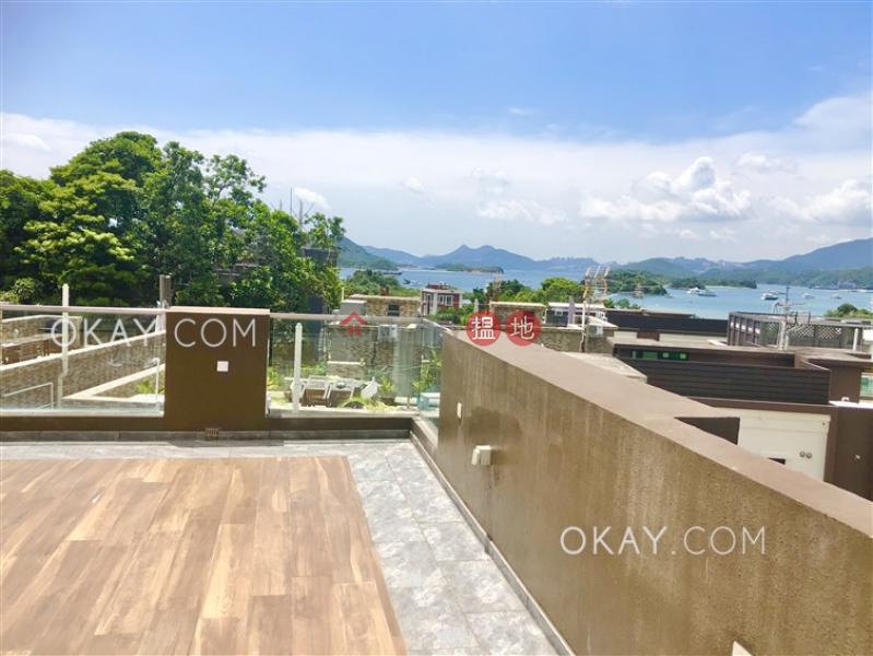 Rare house with rooftop, balcony | Rental 123 Tai Mong Tsai Road | Sai Kung | Hong Kong Rental HK$ 58,000/ month