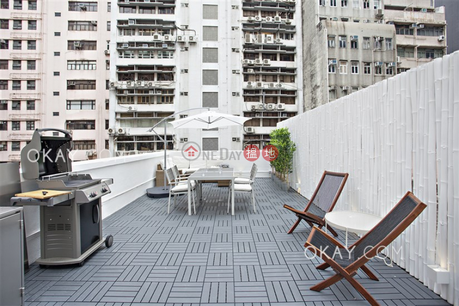 Property Search Hong Kong | OneDay | Residential Rental Listings | Gorgeous 1 bedroom on high floor with rooftop | Rental