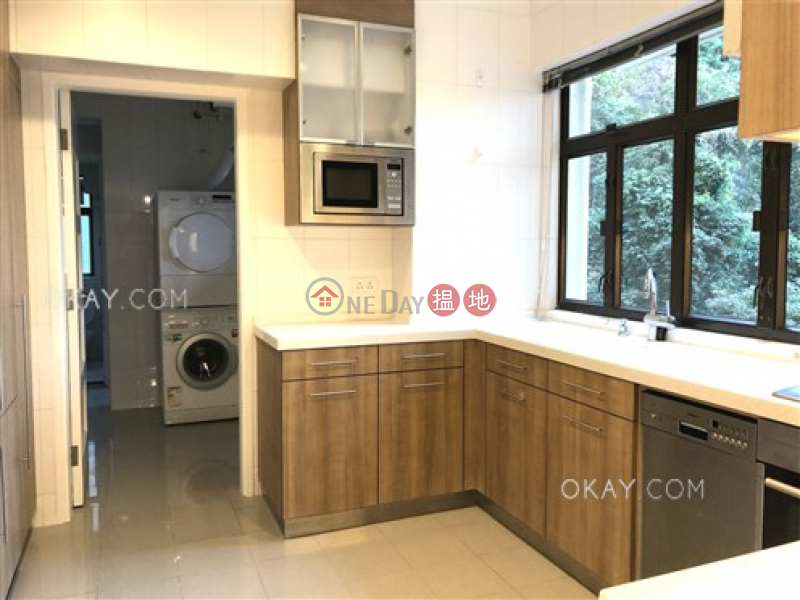 Unique 4 bedroom with balcony & parking | Rental | Pearl Gardens 明珠台 Rental Listings