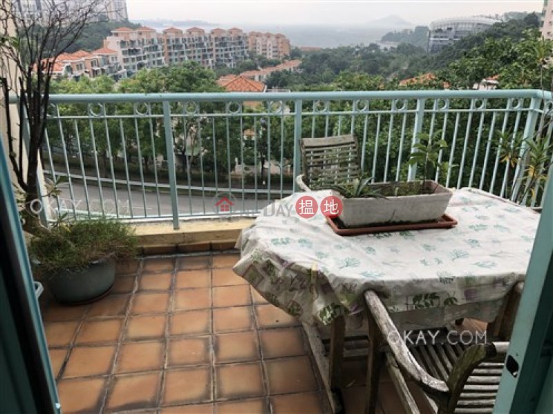 Stylish 3 bed on high floor with sea views & balcony | For Sale | Discovery Bay, Phase 12 Siena Two, Block 18 愉景灣 12期 海澄湖畔二段 18座 Sales Listings