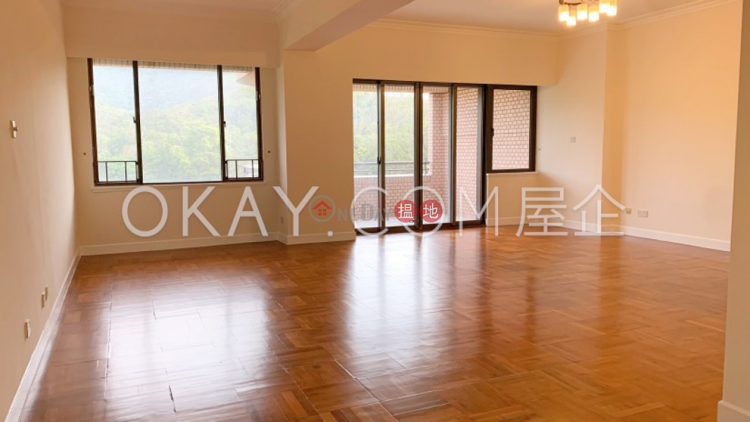 Lovely 4 bedroom with balcony & parking | Rental, 88 Tai Tam Reservoir Road | Southern District Hong Kong Rental, HK$ 95,000/ month