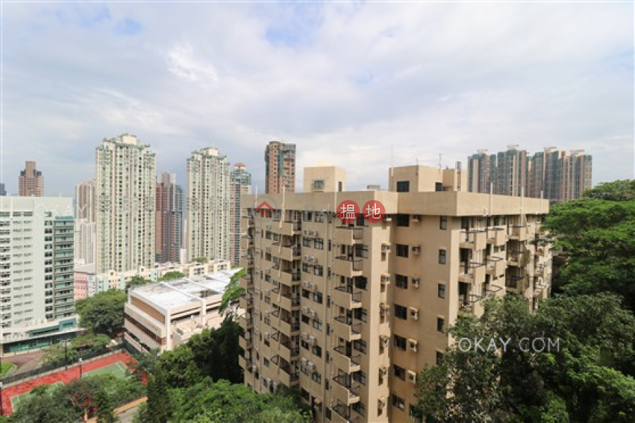 Efficient 3 bedroom with sea views, balcony | For Sale, 84 Pok Fu Lam Road | Western District Hong Kong | Sales | HK$ 30M