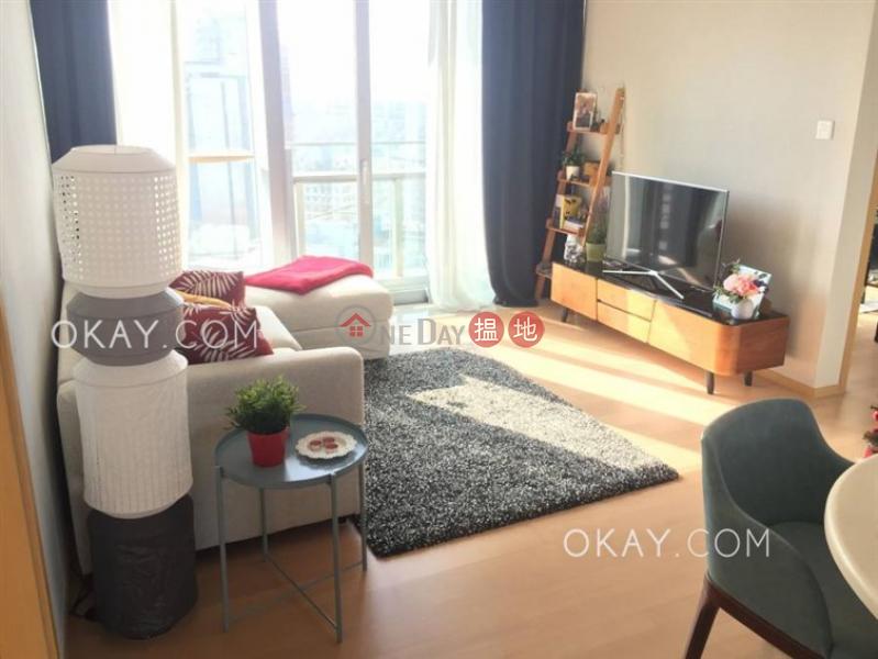 Lovely 3 bedroom on high floor with balcony | Rental | No. 3 Julia Avenue 棗梨雅道3號 Rental Listings