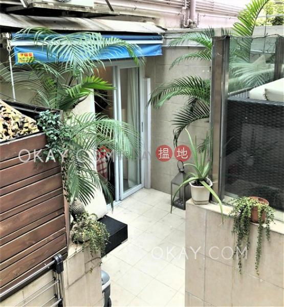 Rare 1 bedroom with terrace   Rental, Ryan Mansion 樂欣大廈 Rental Listings   Western District (OKAY-R81604)