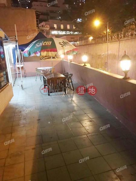 內街清靜,環境清靜,特大露台,特色單位《鴻恩大廈租盤》 鴻恩大廈(Hung Yan Building)出租樓盤 (XGGD728500100)