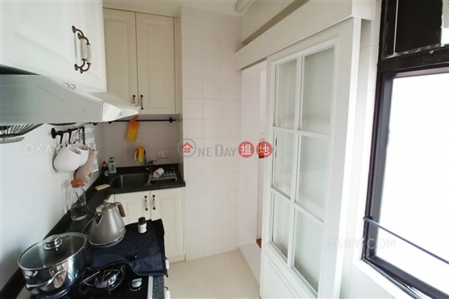 Popular 1 bedroom on high floor with balcony | For Sale | Elegance Tower 豪軒 Sales Listings