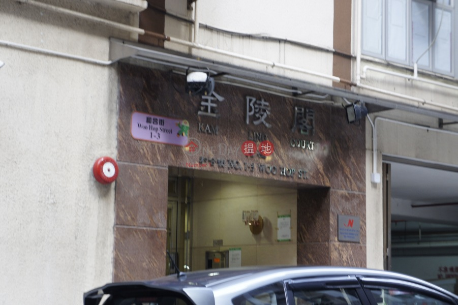 金陵閣A座 (Kam Ling Court BlockA) 石塘咀|搵地(OneDay)(3)