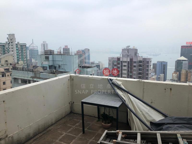 天台單位400呎中環9M 西區安峰大廈(On Fung Building)出售樓盤 (JOYCE-4329909257)