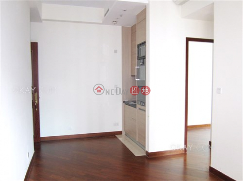 Property Search Hong Kong | OneDay | Residential, Rental Listings | Unique 2 bedroom on high floor with balcony | Rental