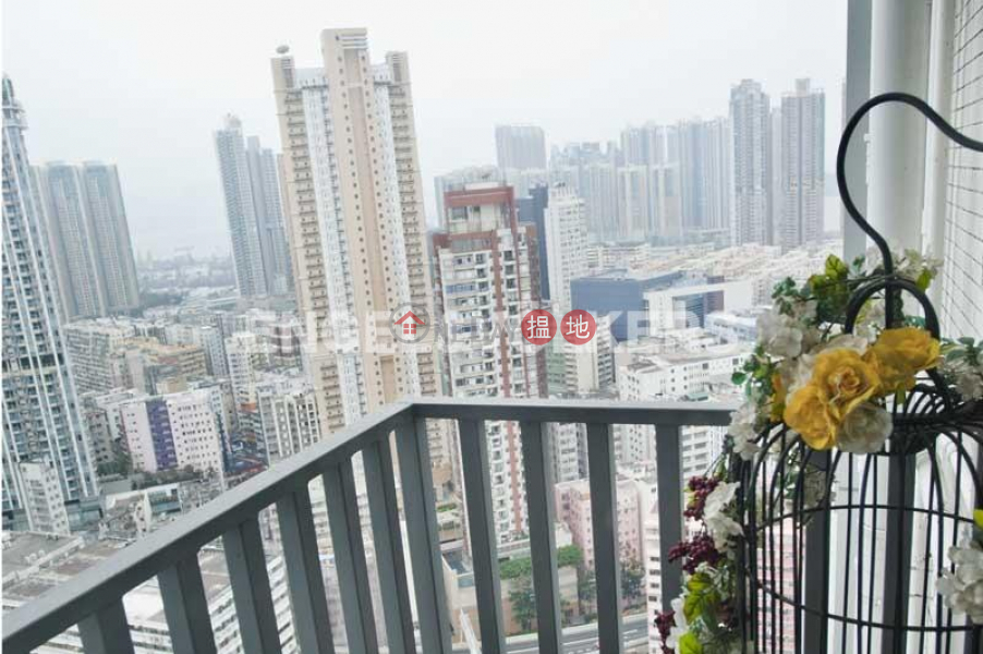 HK$ 31,500/ month GRAND METRO Yau Tsim Mong, 3 Bedroom Family Flat for Rent in Prince Edward