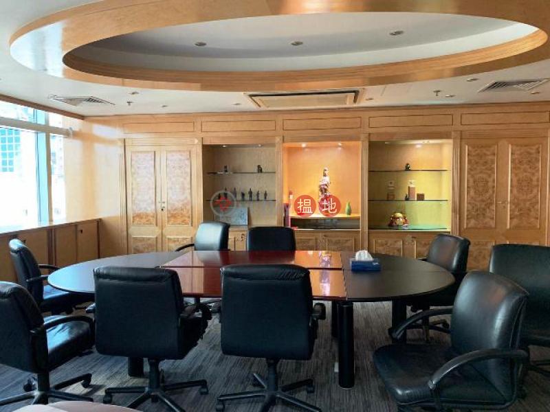 海景 高層 寫字樓 出租|灣仔區中望商業中心(Chinaweal Centre)出租樓盤 (CLC0718)
