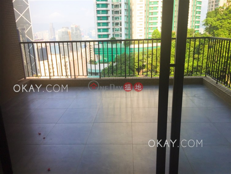 HK$ 110,000/ month | Grenville House | Central District | Efficient 4 bed on high floor with balcony & parking | Rental